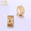 OEM Services Jewelry 2 Gram Gold Beautiful Designed Earrings