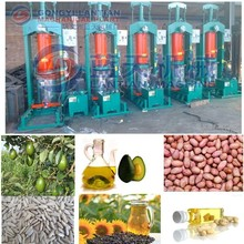 Hydraulic cold pressed avocado oil machine/avocado oil press/avocado oil extraction