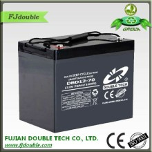 solar storage batteries 12v 70ah deep cycle battery for wind generator
