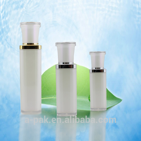 LBN02-004 Luxury plastic Acrylic Lotion Pump Bottle for cosmetic