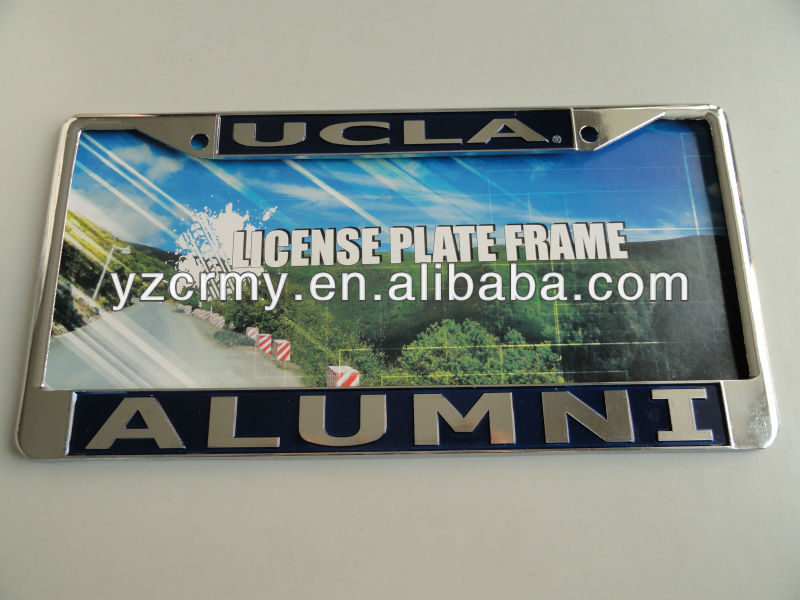 List Manufacturers of Custom License Plate Frames Wholesale, Buy ...