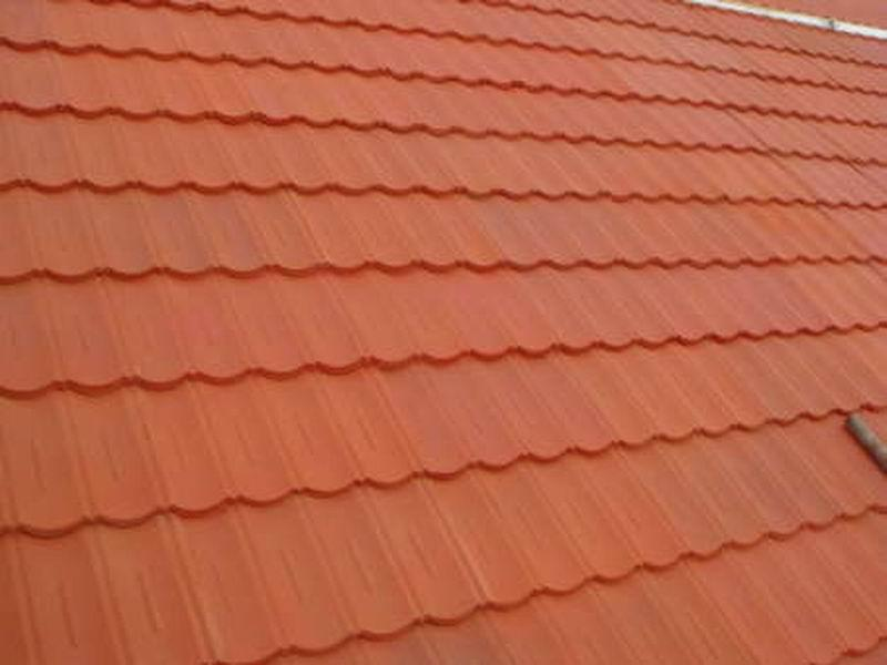 New design portuguese clay roof tile made in China