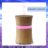 Mini wood air humidifiers aroma diffuser purifier
