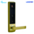 Locstar wireless Z-wave fingerprint lock for home automation