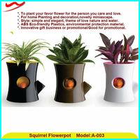 Watering convenient idea innovative flower pot stand
