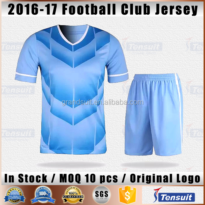 Top grade original quality football jerseys supplier in China Alibaba hot sell sports jerseys new model with cheap price
