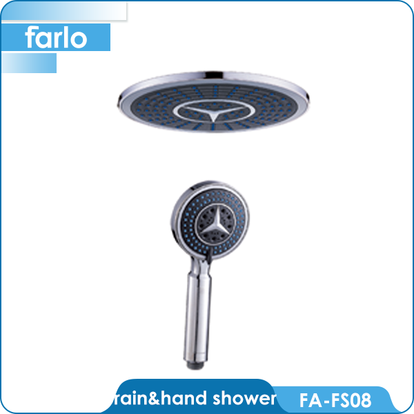 FARLO bathroom hand showers,instant hot water shower head,rain shower