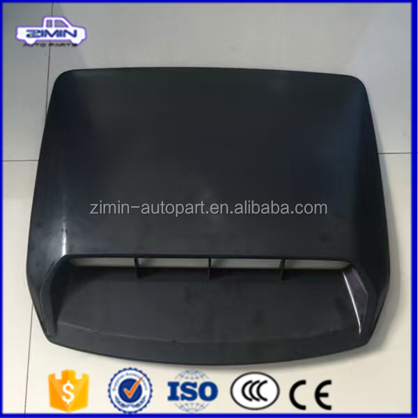 high quality air scoop cover for toyota hilux vigo 2015-2016 auto parts for pickup toyota hilux vigo