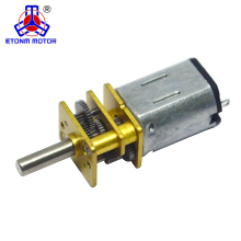 Brand new 9v dc gear motor for toy helicopter