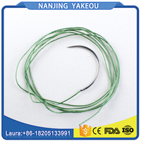 Disaposable Non absorbable surgical suture silk suture