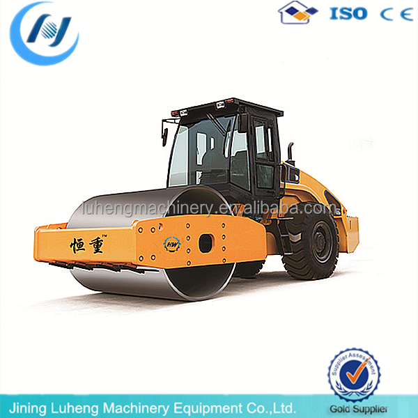 Factory price weight of used asphalt road rollers for sale - LUHENG