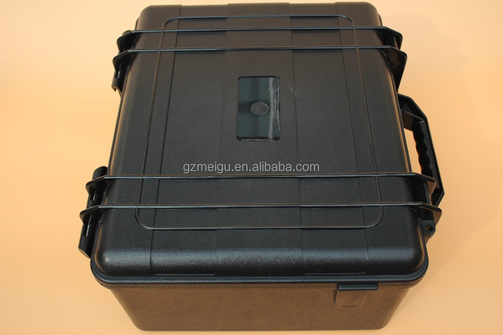 ABS style Camera SLR Equipment Case With Foam Padding_400H00487