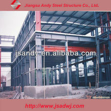 low cost building construction materials for warehouse