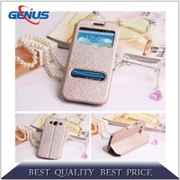 Wholesale flip PU leather mobile phone case and cover for iphone 6 4.7 inch