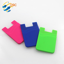 China Manufacturer Silicone Phone Case Wallet