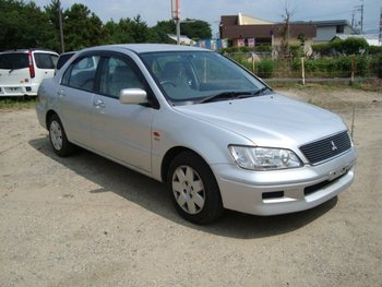 Japanese Used Car Mitsubishi Lancer Cedia