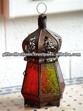 Candle lantern, Metal lantern, Pillar holder