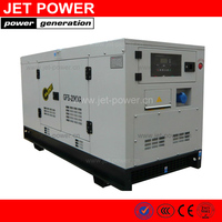 Sales promotion water cooling portable Three phase diesel generator 500kw