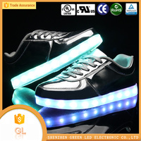 Hot new America hot new fashion brand led shoes