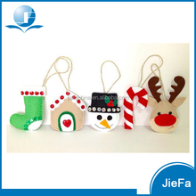 Hight Quality Cheap Price Festive Party Felt Ornaments
