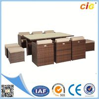 Factory Price Durable hd designs outdoor furniture
