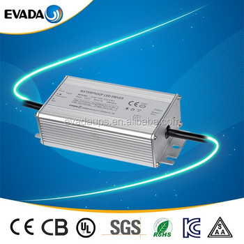 Waterproof IP67 100W constant current driver led 350ma