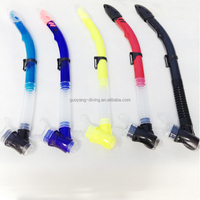 Watersports /durable diving snorkel for underwater breathing tube