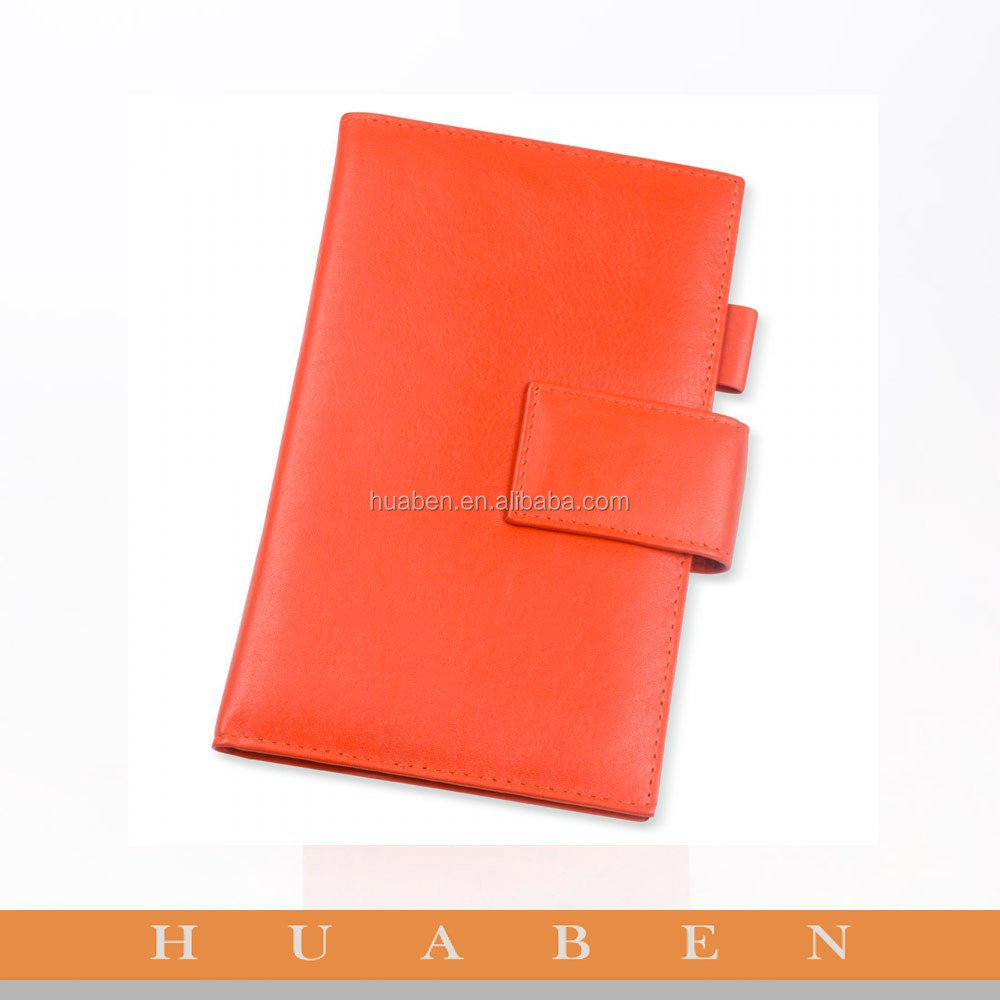 Huaben 2016 popular notebook wholesale with unique simple design