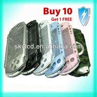 Promotion for housing case for psp 1000/for psp 3000/for psp 2000