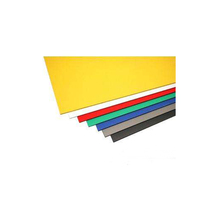 Plastic factory wholesale supplier price high impact polystyrene sheet