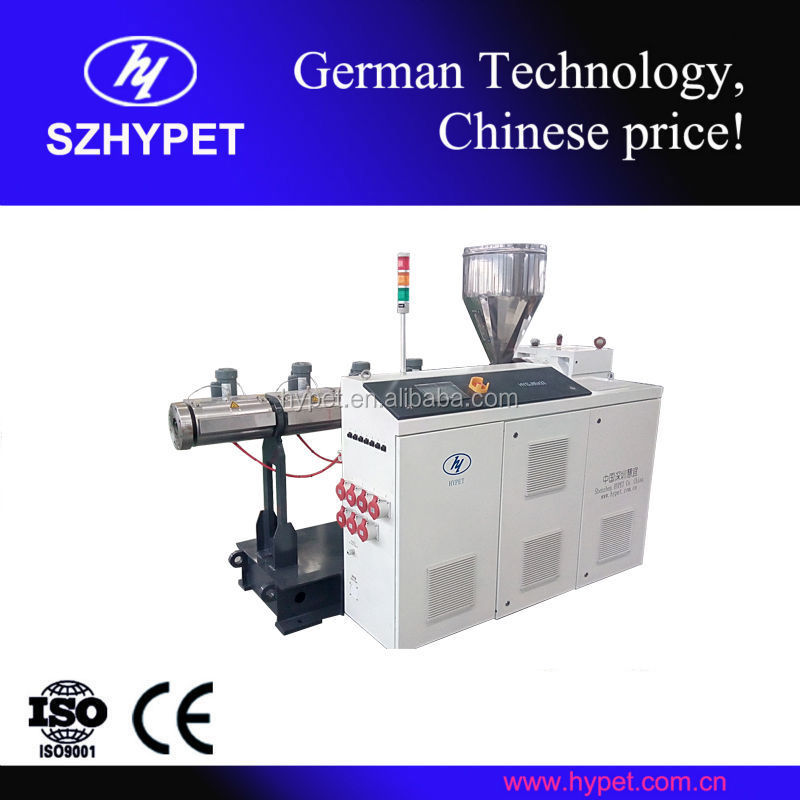 with HYSJ65/28 extruder 7-16mm medical PVC soft pipe Line
