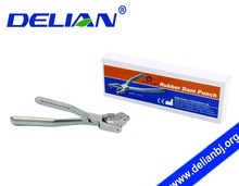 Delian Dental Rubber Dam Punch Dental Dam Instrument Dental Dam Instruments