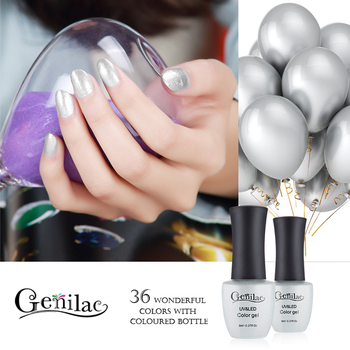 36 colors wonderful 8m gel polish , nail polish , uv gel