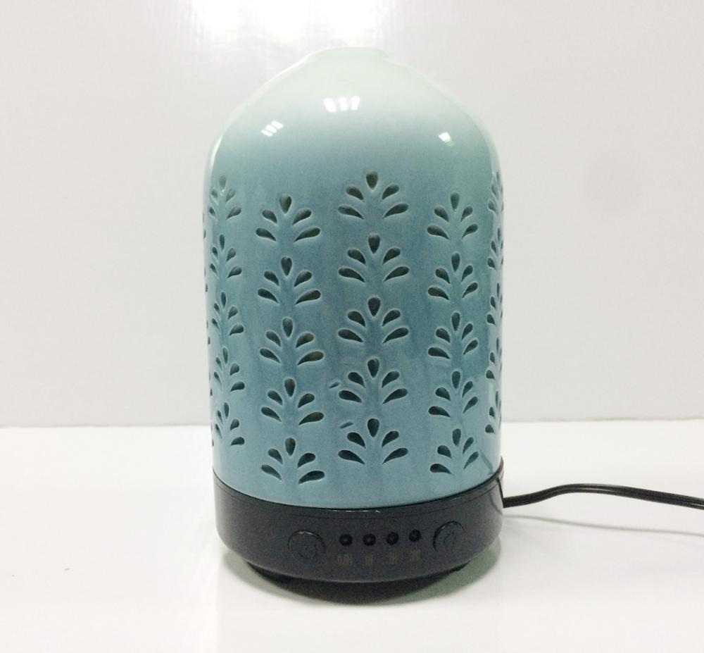 Aromatherapy cool mist ultrasonic essential oil aroma humidifier