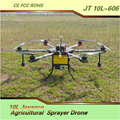 Professional 15 Litres 8 Motors High Payload Sprayer Drone for Crops Vegetables Fruits