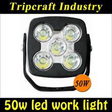 50W LED WORK LAMP flood beam Spot beam 50W LED WORK LIGHTS Cob Led Work Light