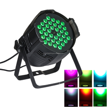 Professional cheap led stage lighting mini 36pcs *3w led lights rgb 3in1 led par shower light dj equipment for sale