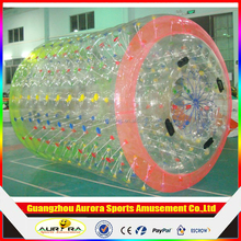 Factory Directly Floating Inflatable Water Ball Inflatable Roller Wheel For Sale