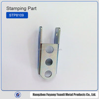 Good strength metal parts cnc punching stamping part for folding tables and chairs