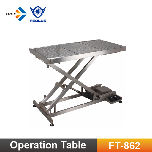 FT-862 Low-low Operating Table Veterinary Electric lifting Vet Products