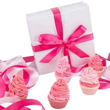 Favor Soap Cupcakes With All Natural Oils & Butters. Gift Ready In Elegant White Box Perfect As Baby-338023