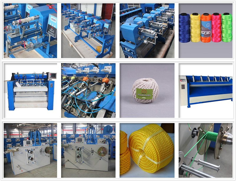 rope twine winding machine for hank making machine, hank winder machine, rope winders device equipment