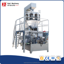 Factory Price Big Garin Milk Slice Full- automatic Weigh Rotary Packaging Machinery