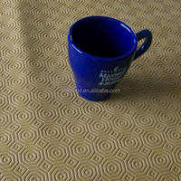 2015 Office and Home Decoration Leather, Embossed Table Cover