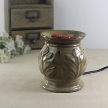 Ceramic Modern Home Fragrance Electric Wax Melts Warmer Lamp