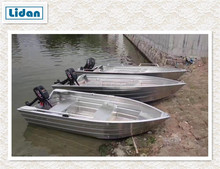 V Bottom Perfect Aluminum Hull Boat For Sale