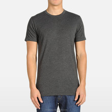 50% polyester 25% cotton 25% rayon blend fabric t shirt
