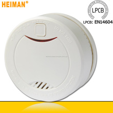 2015 square smoke alarm CE approved LPCB approved siemens smoke detector wifi smoke alarm HM626
