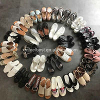 Lady Sandal Shoes Stock Lots