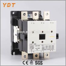 YDT coil contactor china manufacturer, cjx1 3tf 3tb 3th ac contactor made in yueqing